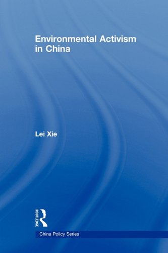 Environmental activism in China (2011)<br /><a href='http://socialsciences.exeter.ac.uk/politics/staff/lxie/'>Dr Lei Xie</a>