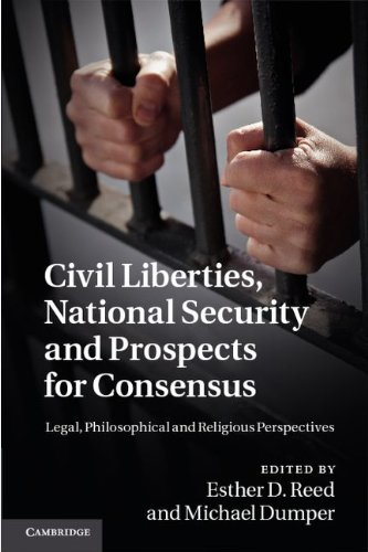 Civil Liberties, National Security and Prospects for Consensus  (2012)<br /><a href='http://socialsciences.exeter.ac.uk/politics/staff/dumper/'>Professor Michael Dumper</a>