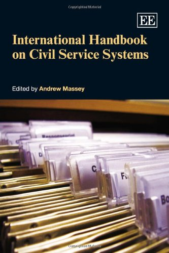International Handbook On Civil Service Systems (2011)<br /><a href='http://socialsciences.exeter.ac.uk/politics/staff/massey/'>Andrew Massey</a>