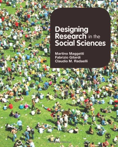 Designing Research in the Social Sciences (2013)<br /><a href='http://socialsciences.exeter.ac.uk/politics/staff/radaelli/'>Claudio Radaelli</a>