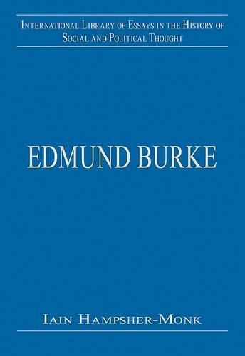 Edmund Burke (2009)<br /><a href='http://socialsciences.exeter.ac.uk/politics/staff/hampsher-monk/'>Professor Iain Hampsher-Monk