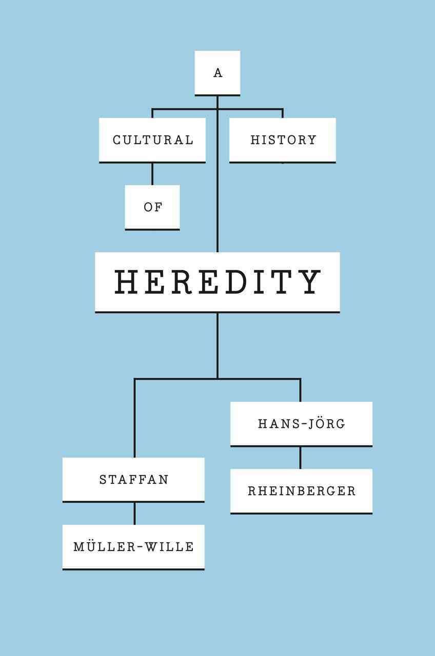 <a href='https://books.google.co.uk/books?id=y0gk-zFbPgMC' target='_blank'>A Cultural History of Heredity</a> (2012)<br /><a href='http://socialsciences.exeter.ac.uk/sociology/staff/mueller-wille'>Staffan Müller-Wille</a>