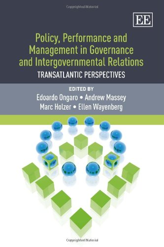 Policy, Performance And Management In Governance And Intergovernmental Relations (2011)<br /><a href='http://socialsciences.exeter.ac.uk/politics/staff/massey/'>Andrew Massey</a>
