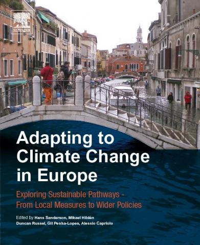 <a href='https://www.elsevier.com/books/adapting-to-climate-change-in-europe/sanderson/978-0-12-849887-3'>Adapting to Climate Change in Europe: 1st Edition</a>