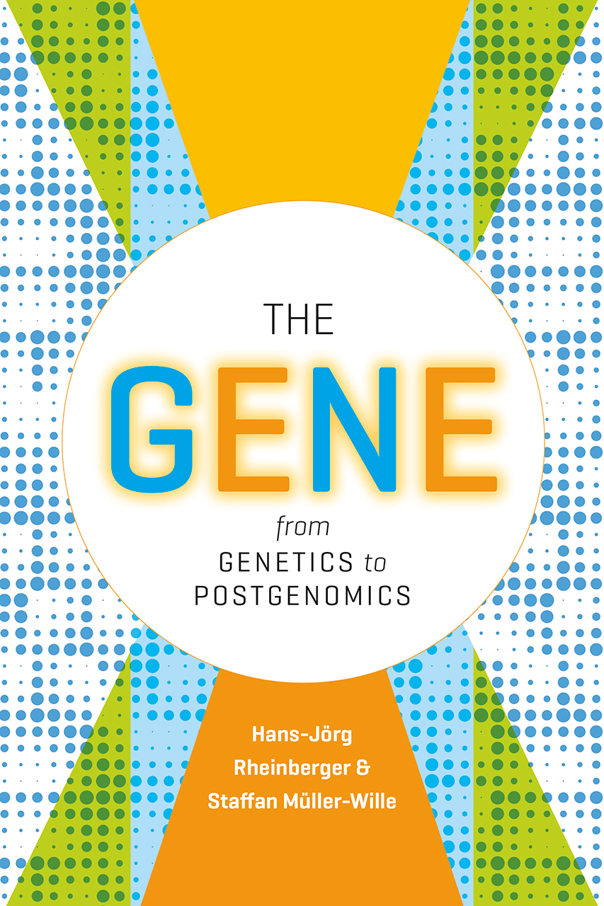 <a href='http://press.uchicago.edu/ucp/books/book/chicago/G/bo20952390.html'>The Gene: From Genetics to Postgenomics</a> (2017)<br />Hans Jorg Rheinberger and <a href='http://socialsciences.exeter.ac.uk/sociology/staff/mueller-wille'>Staffan M&uuml;ller-Wille</a>