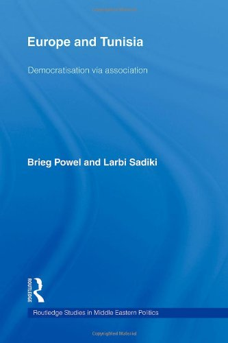 Europe and Tunisia: Democratization via Association  (2010)<br /><a href='http://socialsciences.exeter.ac.uk/politics/staff/sadiki/'>Dr Larbi Sadiki</a>