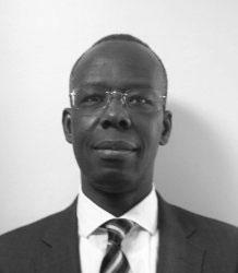 Photo of Dr Michael Addo