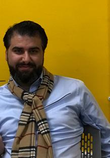 Photo of Dr Samer Bakkour