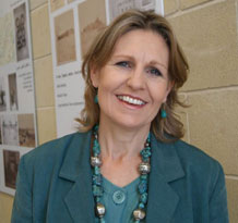 Photo of Dr Jenny Balfour-Paul