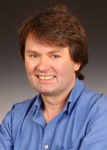 Photo of Professor Ian J. Bateman