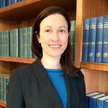 Photo of Dr Ana Beduschi