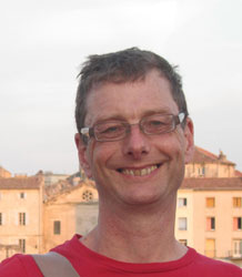 Photo of Professor Richard Bellamy