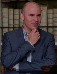 Photo of Dr Ross Carroll
