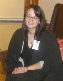 Photo of Dr Hannah Chiswell