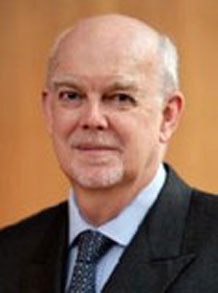 Photo of Professor Richard Collins