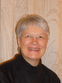 Photo of Professor Grace Davie