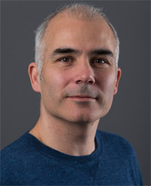 Photo of Professor Brett Day