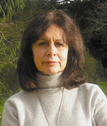 Photo of Dr Ghada Karmi