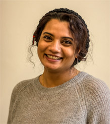 Photo of Dr Swati Gola