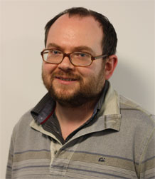 Photo of Dr Stephen Greasley