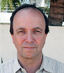 Photo of Professor David Grey