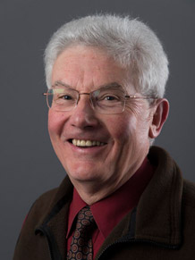 Photo of Dr Keith Howe
