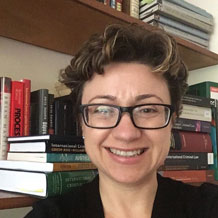 Photo of Dr Agnieszka Jachec-Neale