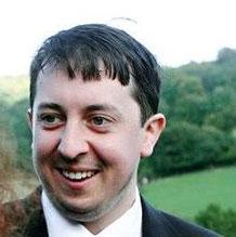 Photo of Dr Thomas Loughran