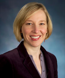 Photo of Dr Amy McKay