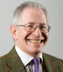 Photo of Professor Ian Netton