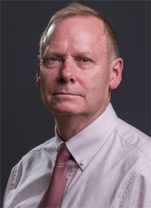 Photo of Lieutenant General (Retd) Prof Paul Newton KBE