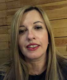 Photo of Dr Kyriaki Noussia