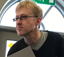 Photo of Dr Nigel Pleasants