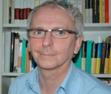 Photo of Professor Michael Schillmeier