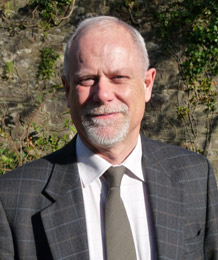 Photo of Dr Nigel Stone