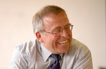 Photo of Professor Stephen Wilks