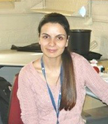 Photo of Dr Ozlem Yilmaz