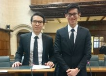 UKSLA Mooting Competition main body image