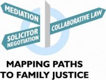 Mapping Paths to Family Justice main body image